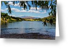 Salt River Arizona Greeting Card