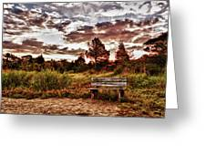 Saltmarsh Set A Spell Greeting Card