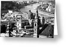 Salzburg Austria 1 Greeting Card