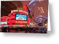 Sam Boyds Fremont Casino Greeting Card