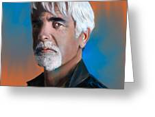 Sam Elliott Greeting Card