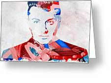 Sam Smith Greeting Card
