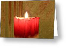 Same Candle New Color Greeting Card