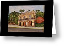 San Carlos Institute Greeting Card