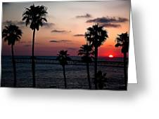 San Clemente Greeting Card by Ralf Kaiser