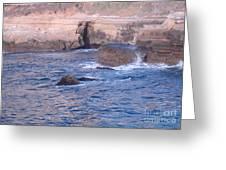 San Diego 11 Greeting Card