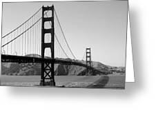 San Fran Architectural Gem Greeting Card