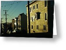 San Fran Views Greeting Card