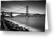 San Francisco Golden Gate Greeting Card