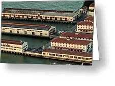 San Francisco International Arts Festival At Fort Mason Center In San Francisco Greeting Card