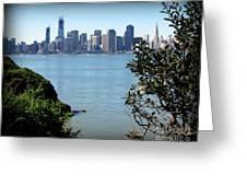 San Franciso Greeting Card
