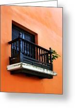 San Juan Window Greeting Card