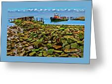 San Pablo Bay California Greeting Card