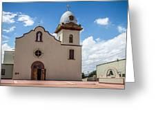 San Ysleta Mission Greeting Card