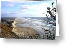 Sand And Sea 7 Greeting Card