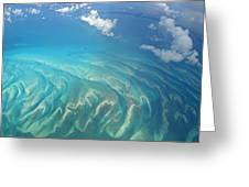 Sand Banks Greeting Card