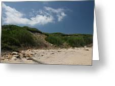 Sand Dunes I Greeting Card
