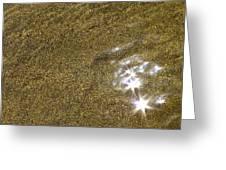 Sand Stars Greeting Card
