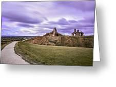 Sandal Castle  Greeting Card