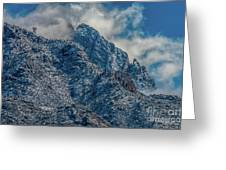 Sandia Mountains 2 Greeting Card