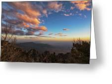Sandia Peak Greeting Card