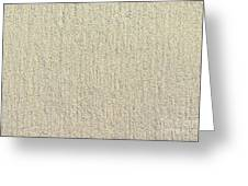 Sandy Beach Detail Lined Texture Background Greeting Card