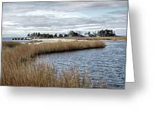 Sandy Hook New Jersey Greeting Card