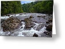 Sandy River Greeting Card