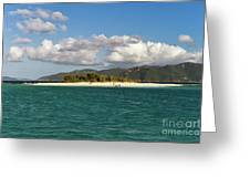 Sandy Spit Greeting Card