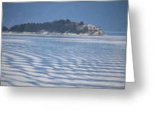 Sanjuan Islands Greeting Card