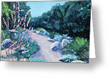 Santa Barbara Botanical Gardens Greeting Card