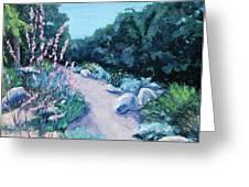 Santa Barbara Botanical Gardens Greeting Card