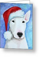 Santa Bully Greeting Card