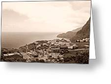 Santa Catalina At La Gomera Greeting Card
