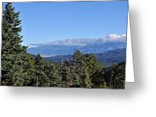 Santa Fe National Forest Greeting Card