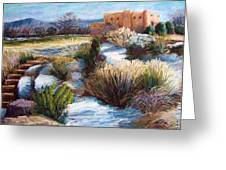 Santa Fe Spring Greeting Card
