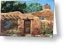 Santa Fe Traditions Greeting Card