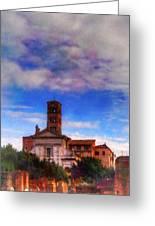Santa Francesca Romana 2 Greeting Card