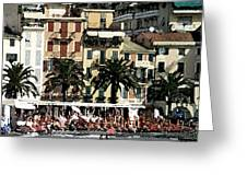 Santa Margherita Greeting Card