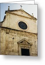 Santa Maria Del Popolo Greeting Card