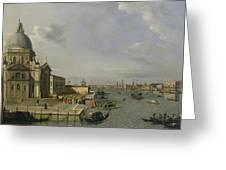 Santa Maria Della Salute - Venice  Greeting Card