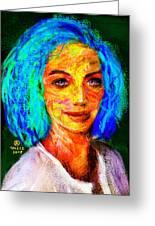 Santia True Colors 673 Greeting Card