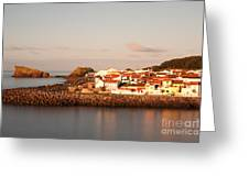 Sao Roque At Sunrise Greeting Card