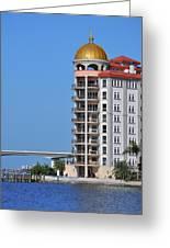 Sarasota Life 02 Greeting Card