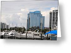 Sarasota Greeting Card by Steven Scott