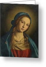 Sassoferrato Sassoferrato Greeting Card