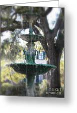Savannah Green Greeting Card