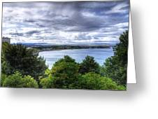 Scarborough Bay Greeting Card