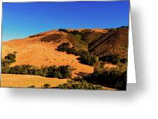 Scenic California Greeting Card