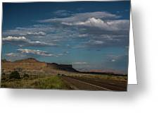 Scenic Highways Of Arizona Greeting Card